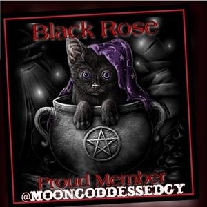 Other - Proud Member of the Black Rose Share Group 🥀